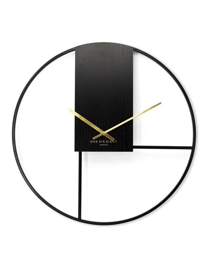 Elena 60Cm Silent Wall Clock image 1
