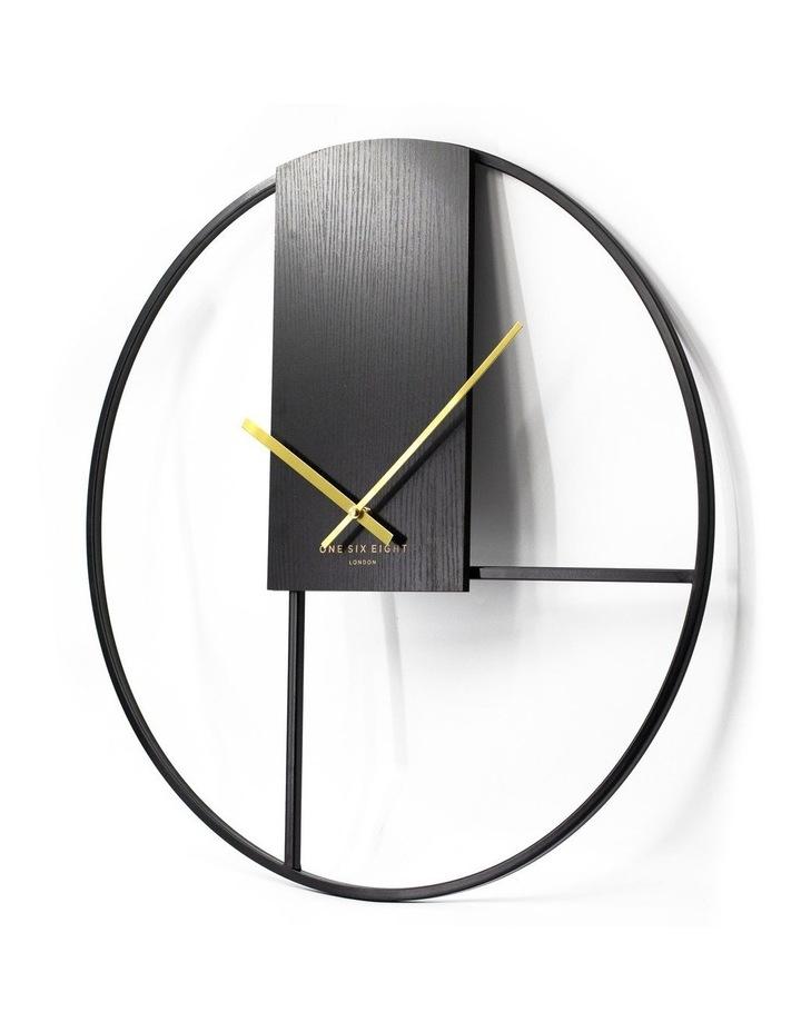Elena 60Cm Silent Wall Clock image 2