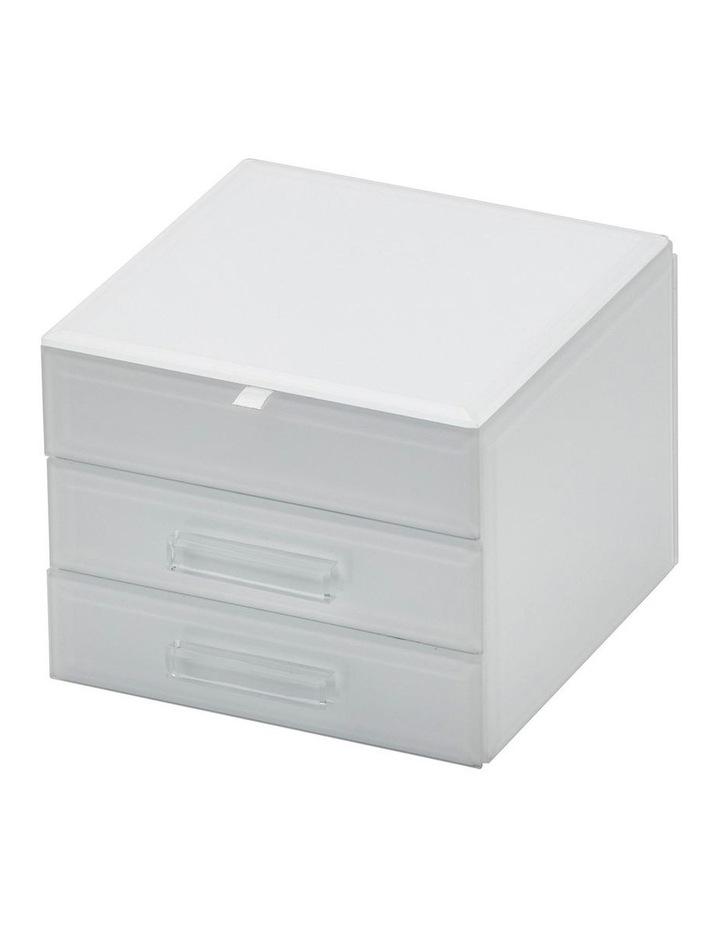 Gabriella White Small Jewellery Box image 2