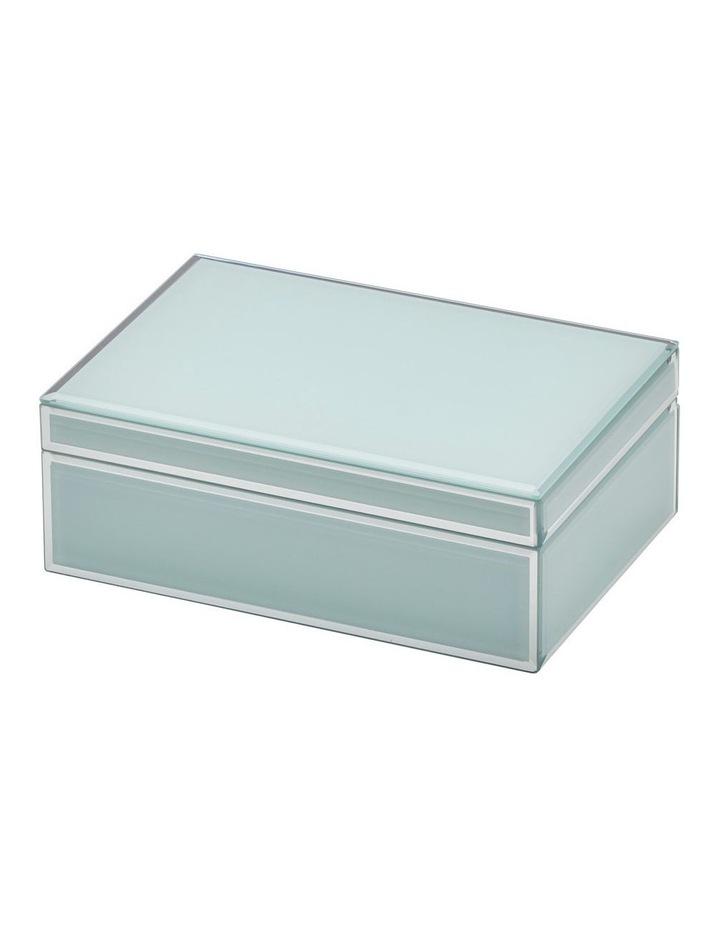 Sara Mint Large Jewellery Box image 5