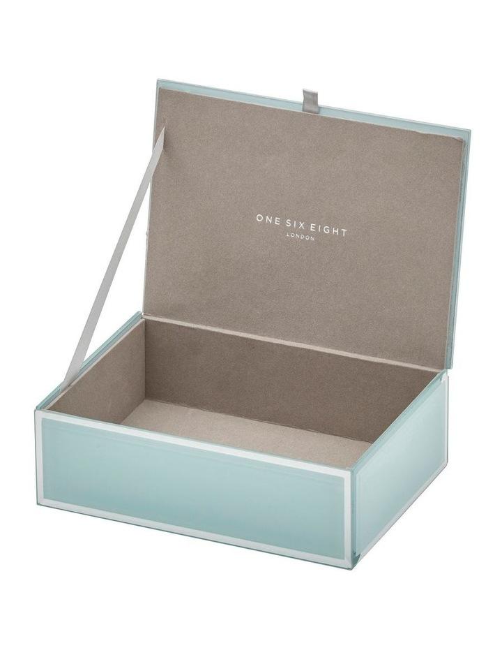 Sara Mint Medium Jewellery Box image 2