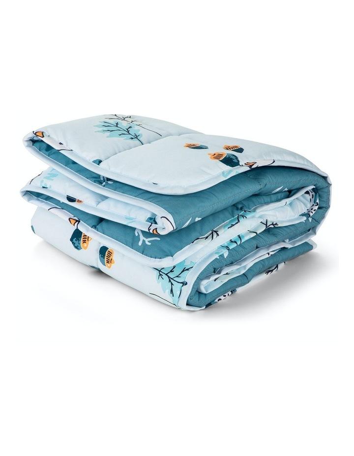 Kids Weighted Blanket  - Light Blue Calming Blanket - 2.5kg image 1