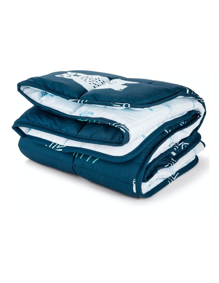 Kids Weighted Blanket  - Blue Calming Blanket - 2.5kg image 1