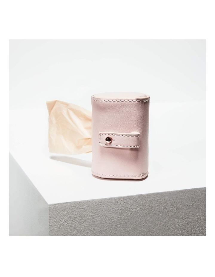 Poop Bag Holder - Pale Pink image 3