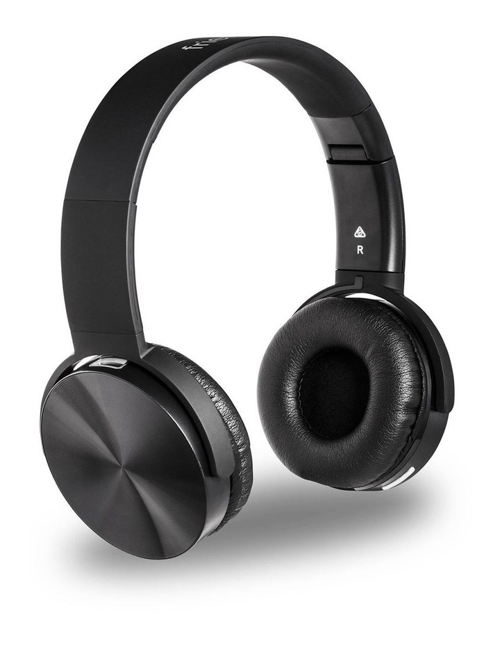 AIR Luxe Onyx Matte Black (On-Ear Wireless) image 2