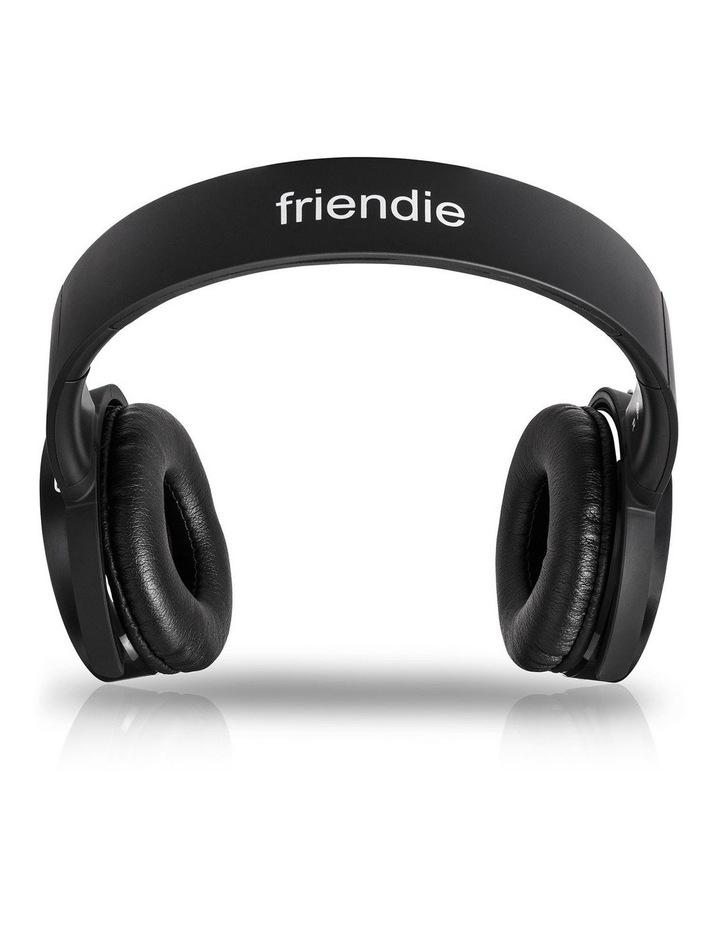 AIR Luxe Onyx Matte Black (On-Ear Wireless) image 3