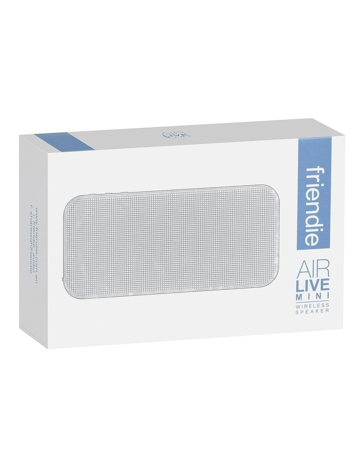 AIR Live Mini Pearl White (Wireless Speaker) image 7