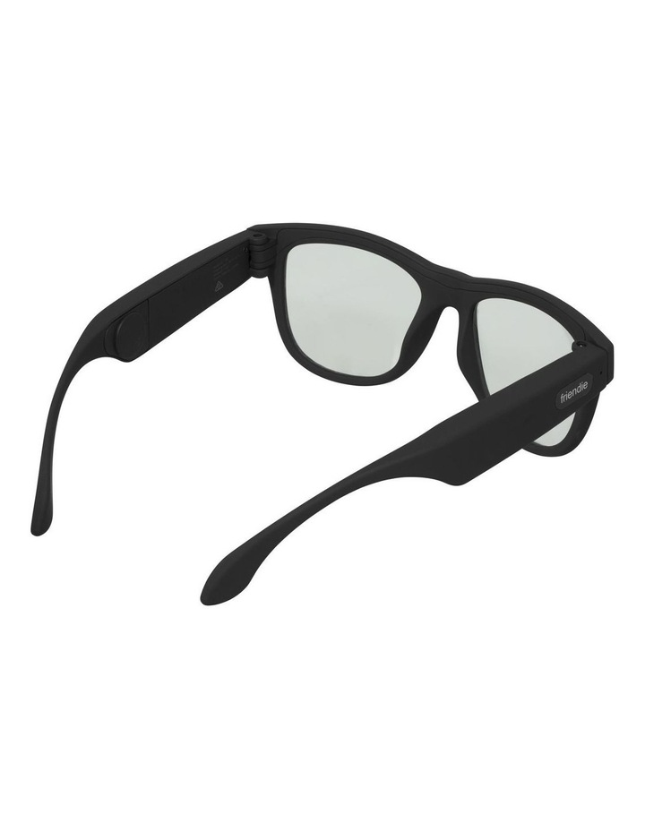 Frames Classic Clear Lens (Audio Eyewear) image 4