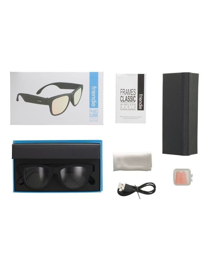 Frames Classic Clear Lens (Audio Eyewear) image 7