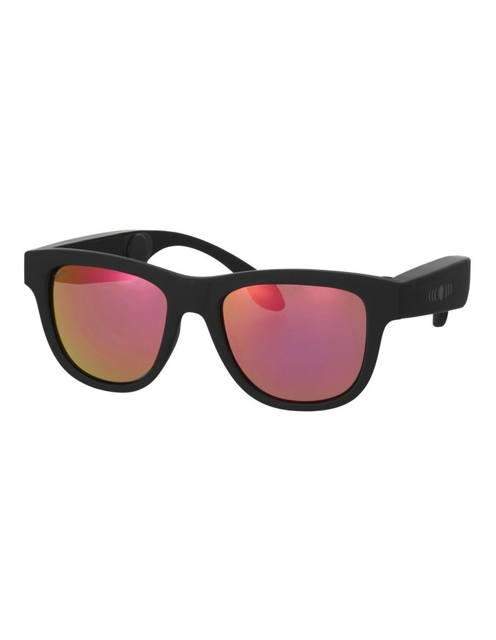 Frames Classic Ruby Red Polarised Lens (Audio Sunglasses) image 2