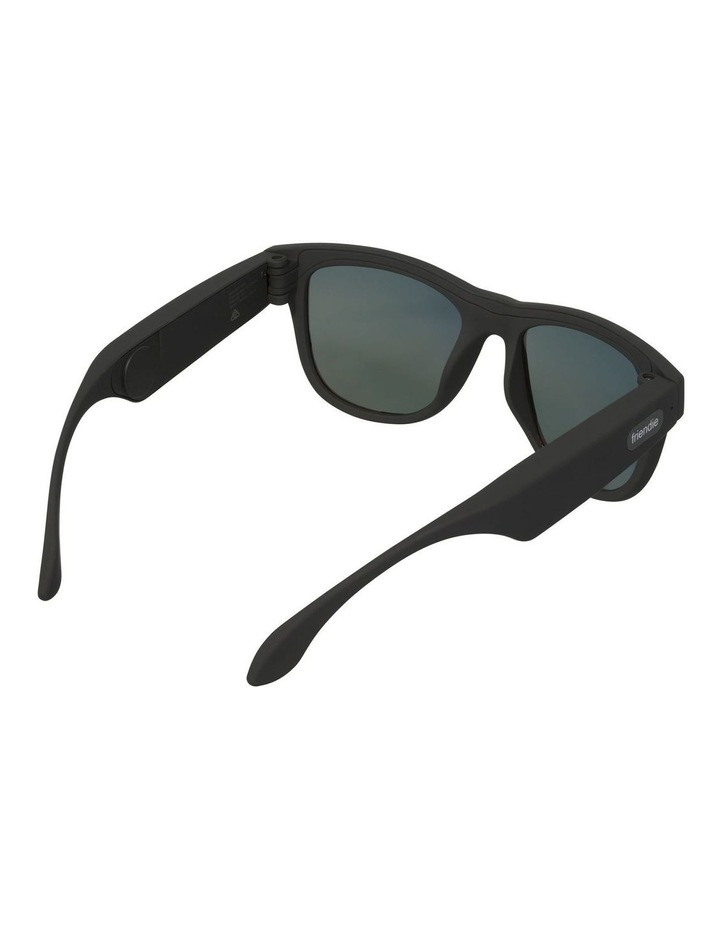 Frames Classic Ruby Red Polarised Lens (Audio Sunglasses) image 4