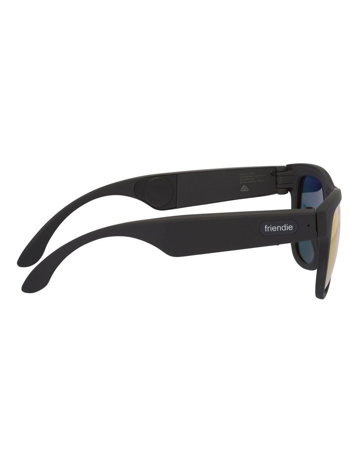 Frames Classic Ruby Red Polarised Lens (Audio Sunglasses) image 5