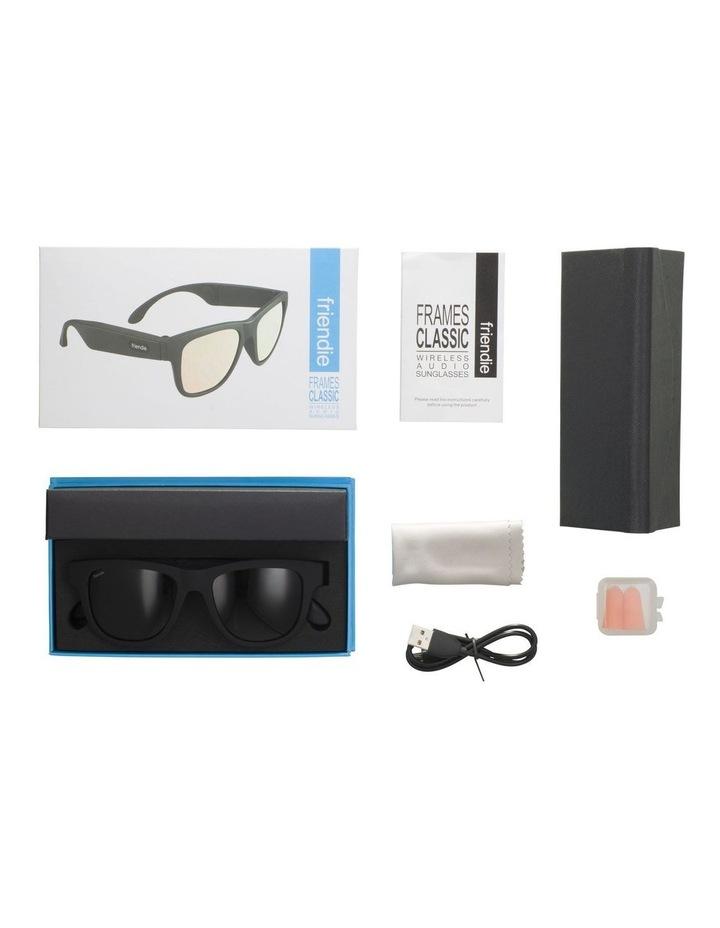 Frames Classic Stealth Black Lens (Audio Sunglasses) image 7