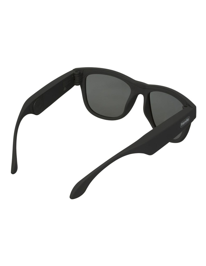 Frames Classic Stealth Black Polarised Lens (Audio Sunglasses) image 4