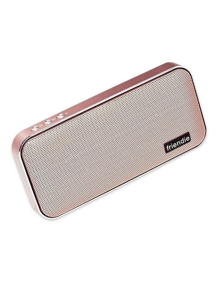 Air Live Rose Gold (Wireless Speaker and Powerbank) image 2