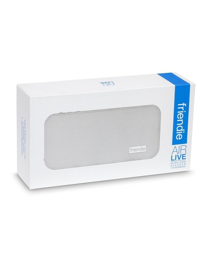 Air Live Rose Gold (Wireless Speaker and Powerbank) image 7