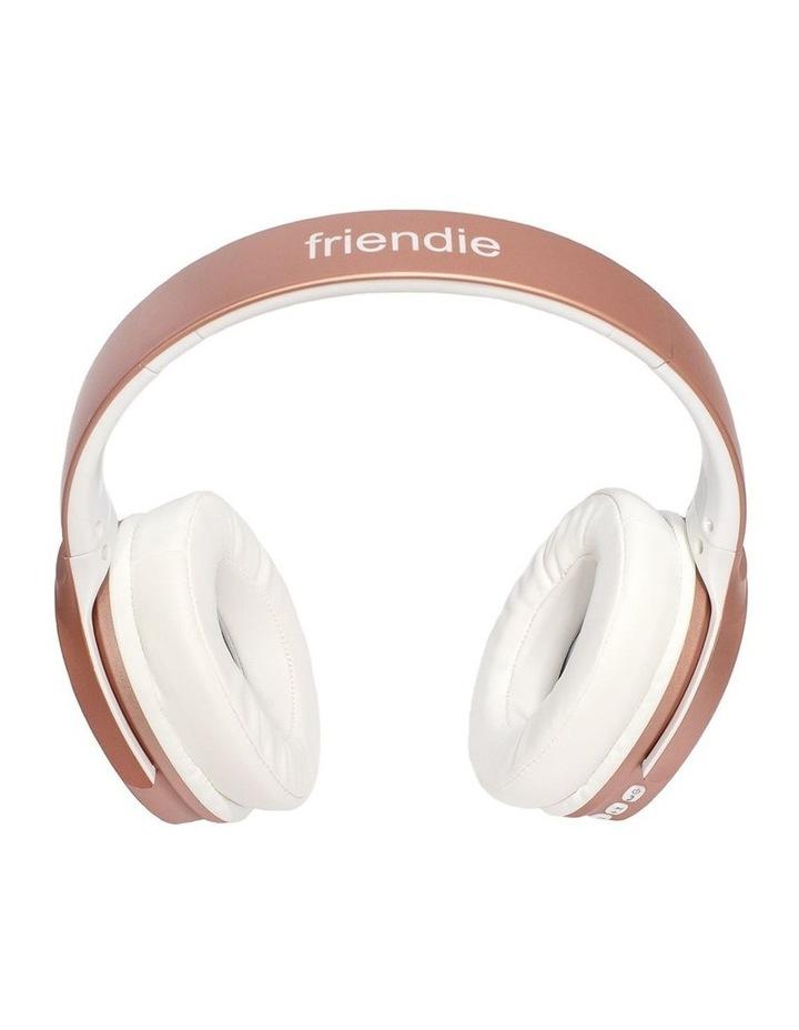 Air Aura Rose Gold (Over Ear Wireless Headphones) image 4