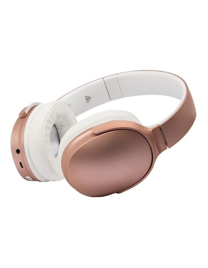Air Aura Rose Gold (Over Ear Wireless Headphones) image 5