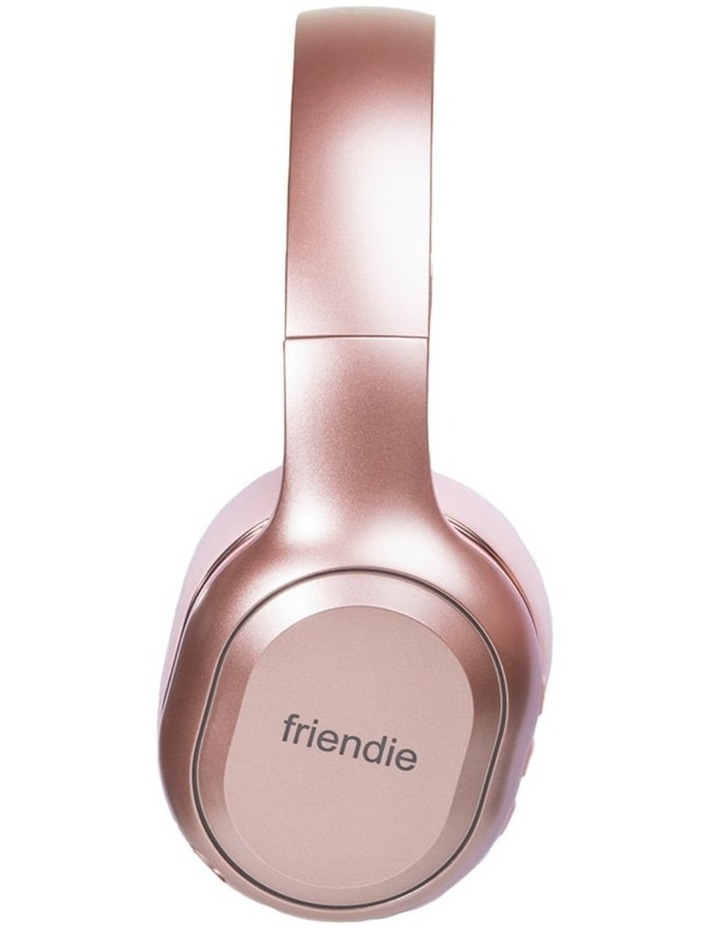 Air Duo Rose Gold (Over Ear Wireless Headphones) image 2
