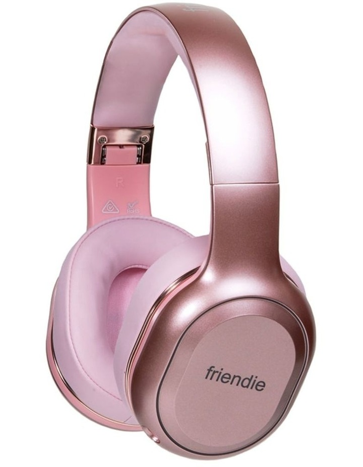 Air Duo Rose Gold (Over Ear Wireless Headphones) image 3