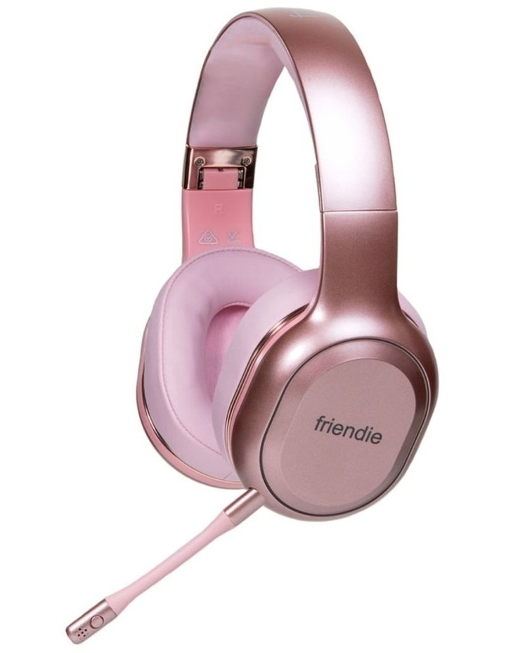 Air Duo Rose Gold (Over Ear Wireless Headphones) image 4
