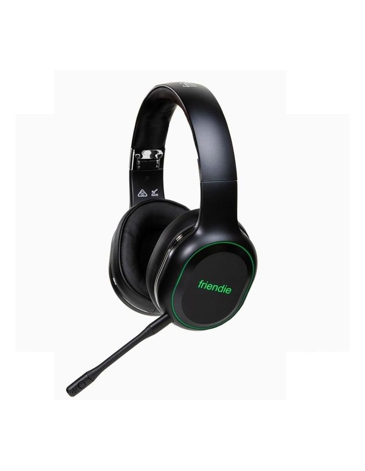 Air Duo Matte Black (Over Ear Wireless Headphones) image 5