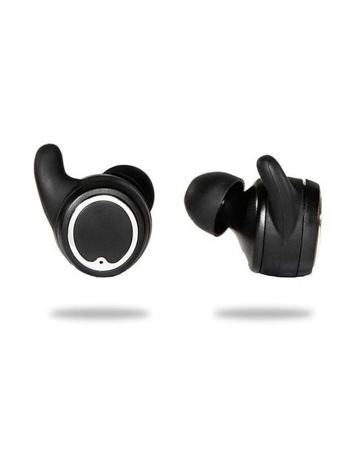 AIR Active 2.0 Matte Black Sport Earbuds (In Ear Wireless Headphones) image 6