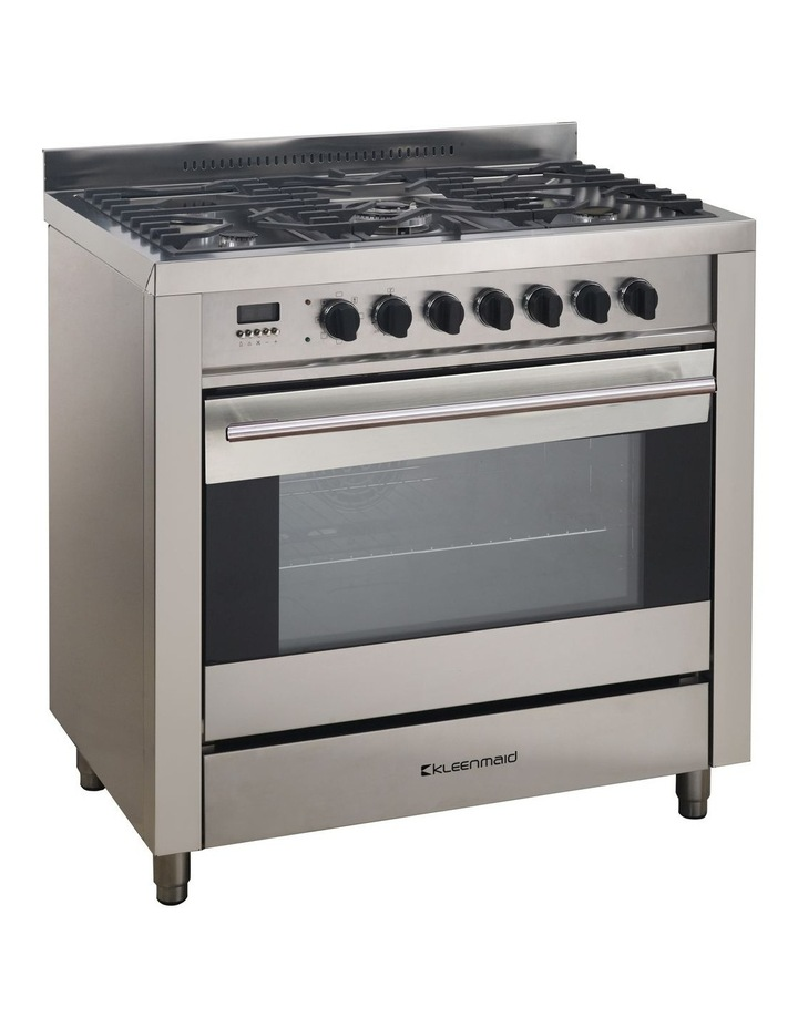 109L Stainless Steel Dual Fuel Oven 5 gas burners OFS9020 image 2