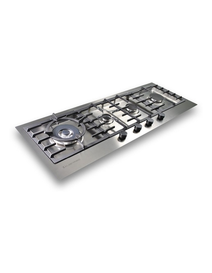 110cm Stainless Steel Gas Cooktop GCT11030 image 1