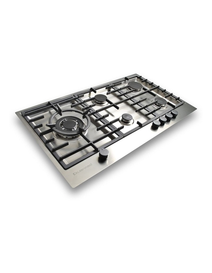 90cm Stainless Steel Gas Cooktop GCT9030 image 1