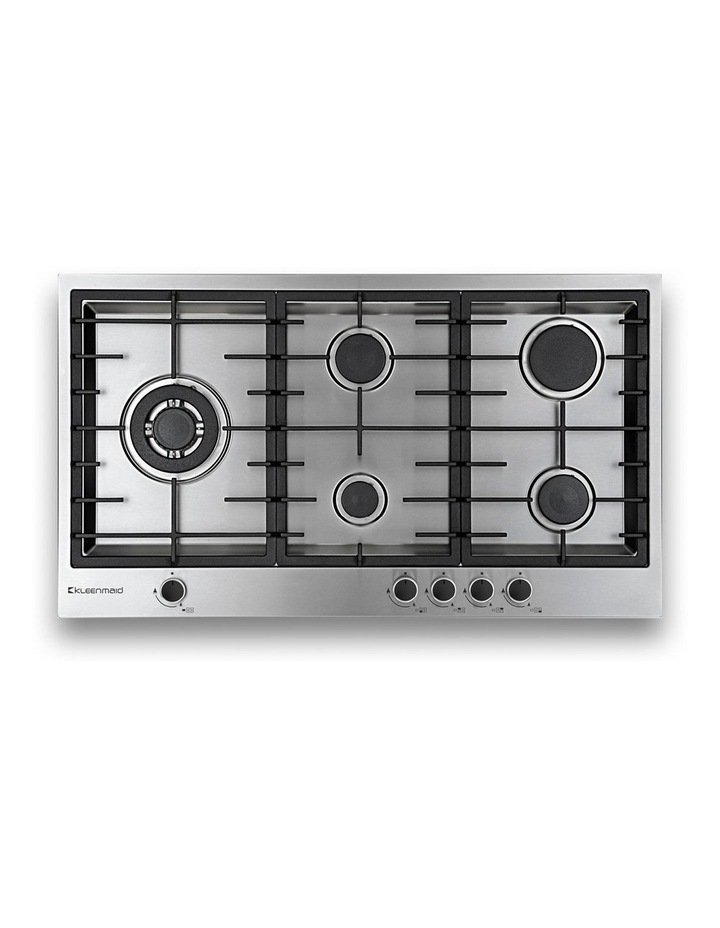 90cm Stainless Steel Gas Cooktop GCT9030 image 2