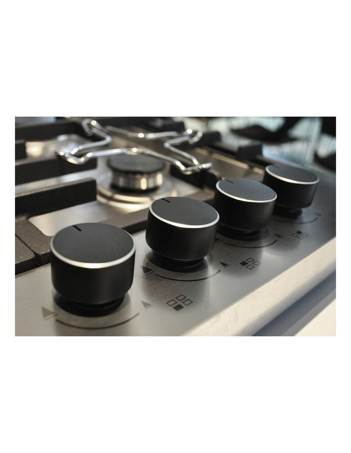 90cm Stainless Steel Gas Cooktop GCT9030 image 6