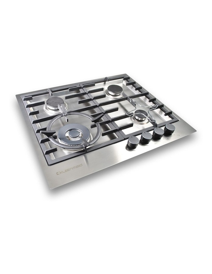 60cm Stainless Steel Gas Cooktop GCT6030 image 1