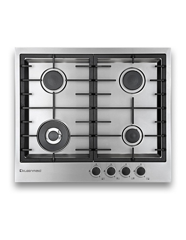 60cm Stainless Steel Gas Cooktop GCT6030 image 2