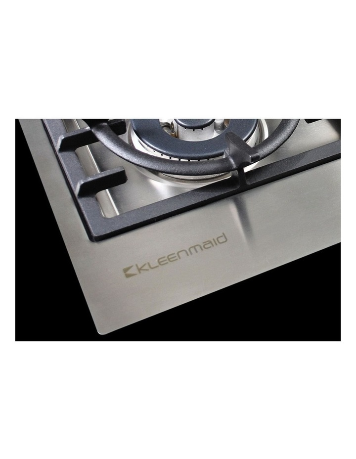 60cm Stainless Steel Gas Cooktop GCT6030 image 5