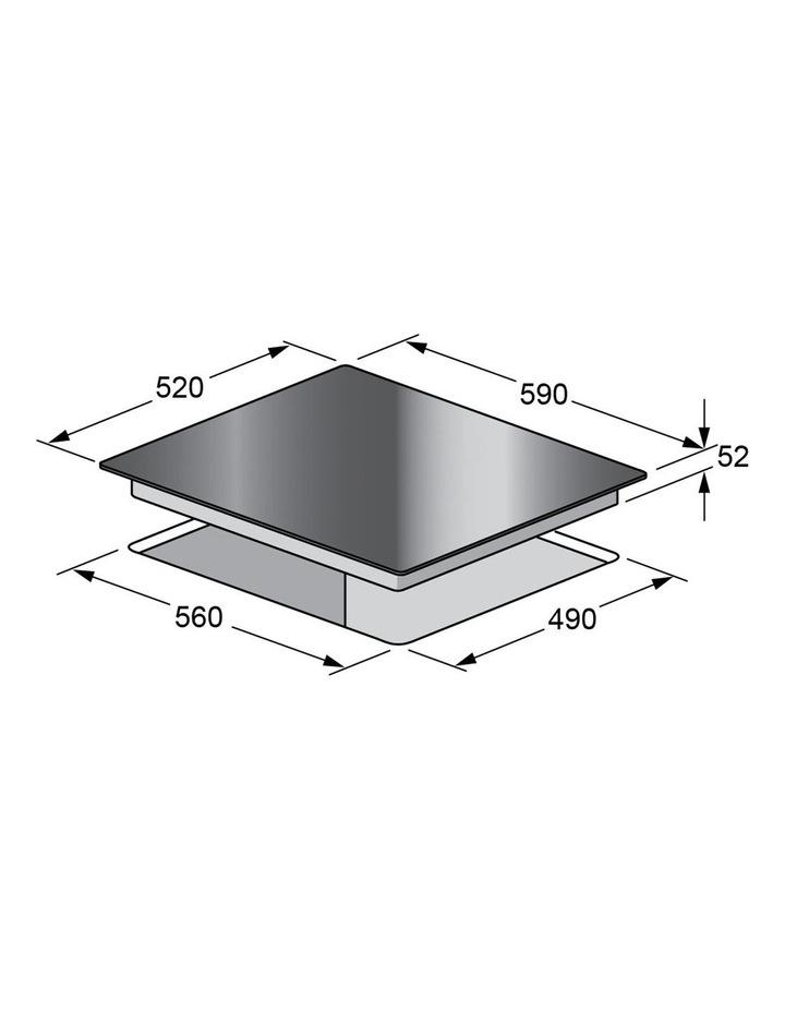Ceramic Cooktop Touch Control 60cm CCT6020 image 2