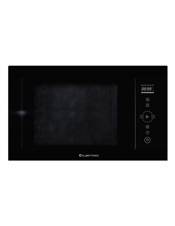 25L Built In Microwave Quartz Grill Oven MWG4512K image 1