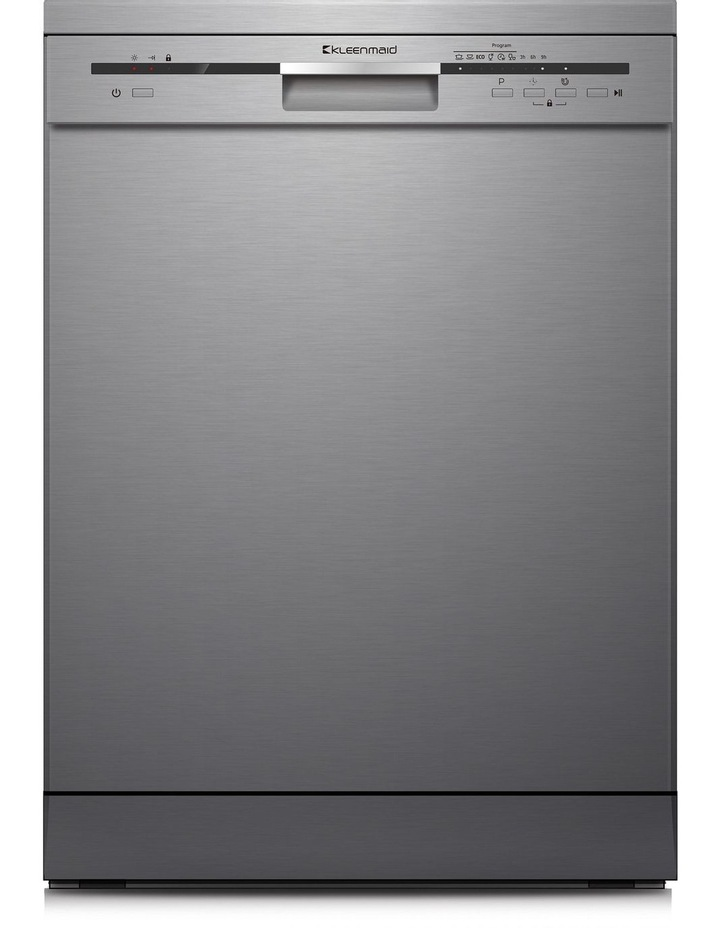Stainless Steel Freestanding or Built Under Dishwasher DW6020X image 1