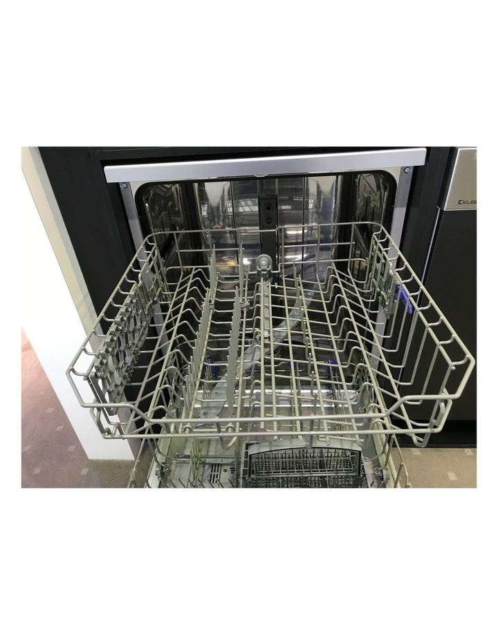 Stainless Steel Freestanding or Built Under Dishwasher DW6020X image 4