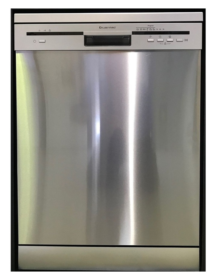 Stainless Steel Freestanding or Built Under Dishwasher DW6020X image 5