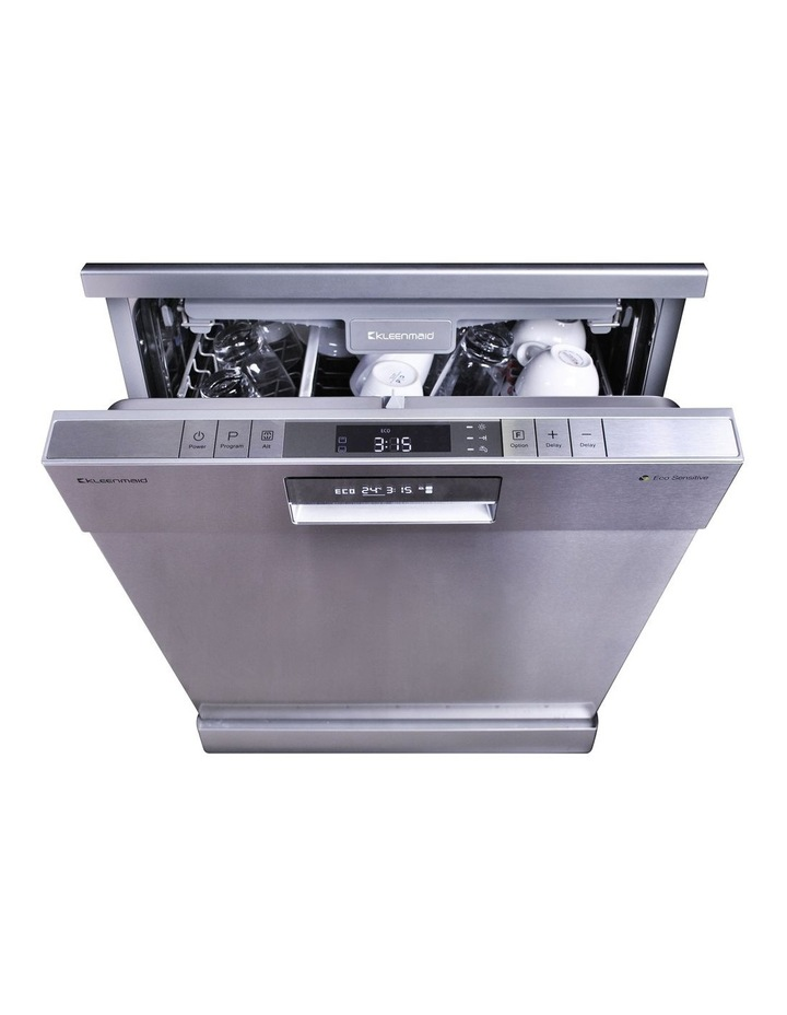 Stainless Steel Free Standing Built Under Dishwasher DW6030 image 1