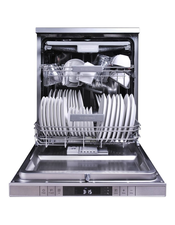 Stainless Steel Free Standing Built Under Dishwasher DW6030 image 3