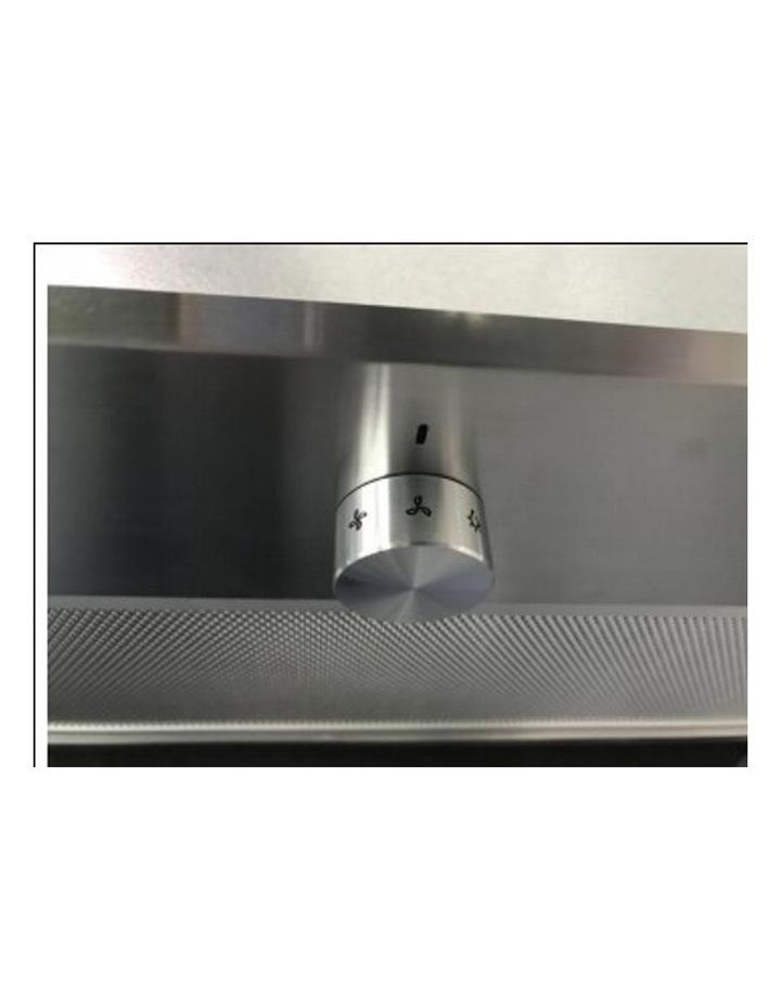 Stainless Steel Fixed Undermount 90cm Rangehood RHUC91 image 3