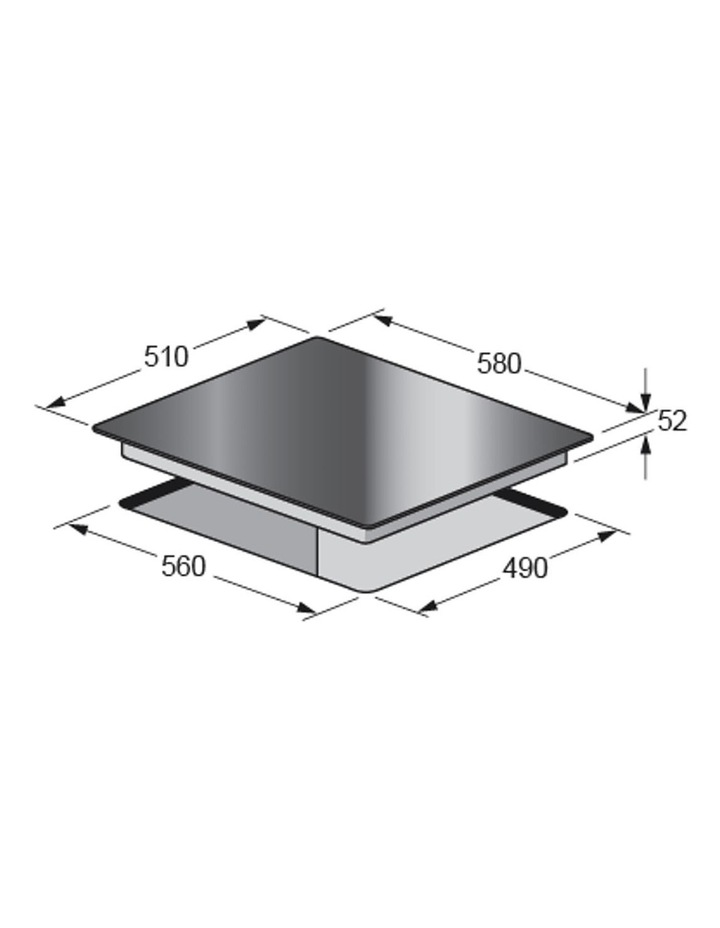 60 cm Induction Cooktop ICT6031 image 2
