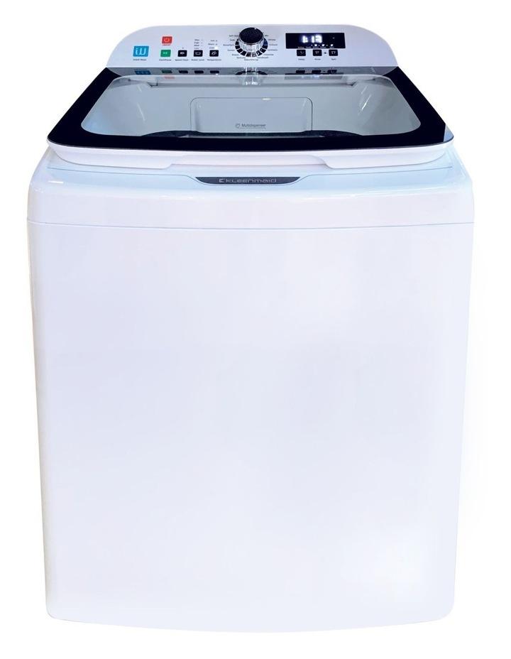 Kleenmaid Best Heavy Duty 12kg Top Load Washing Machine image 1