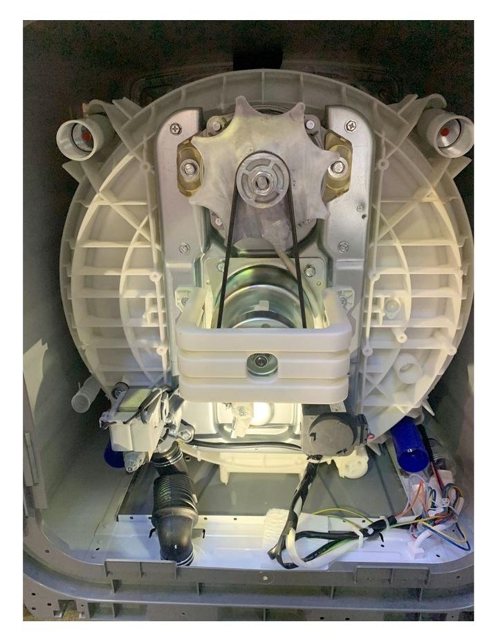 Kleenmaid Best Heavy Duty 12kg Top Load Washing Machine image 6