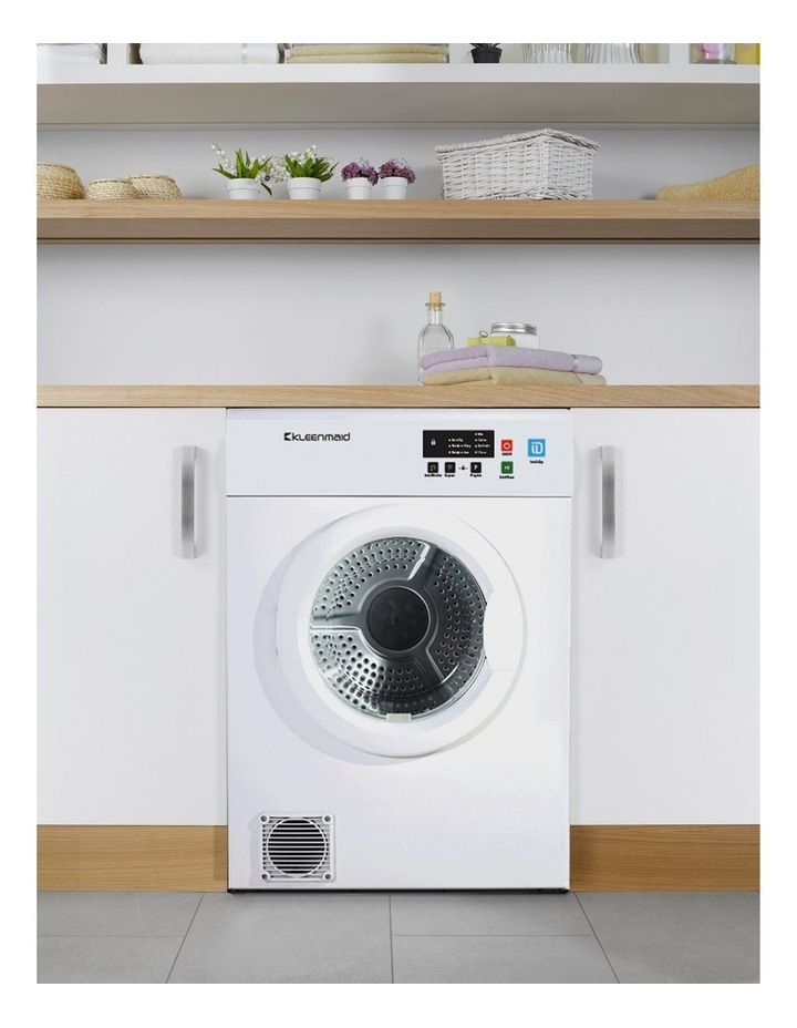Kleenmaid Best Sensor Controlled Vented Dryer 7kg LDVF70 image 2