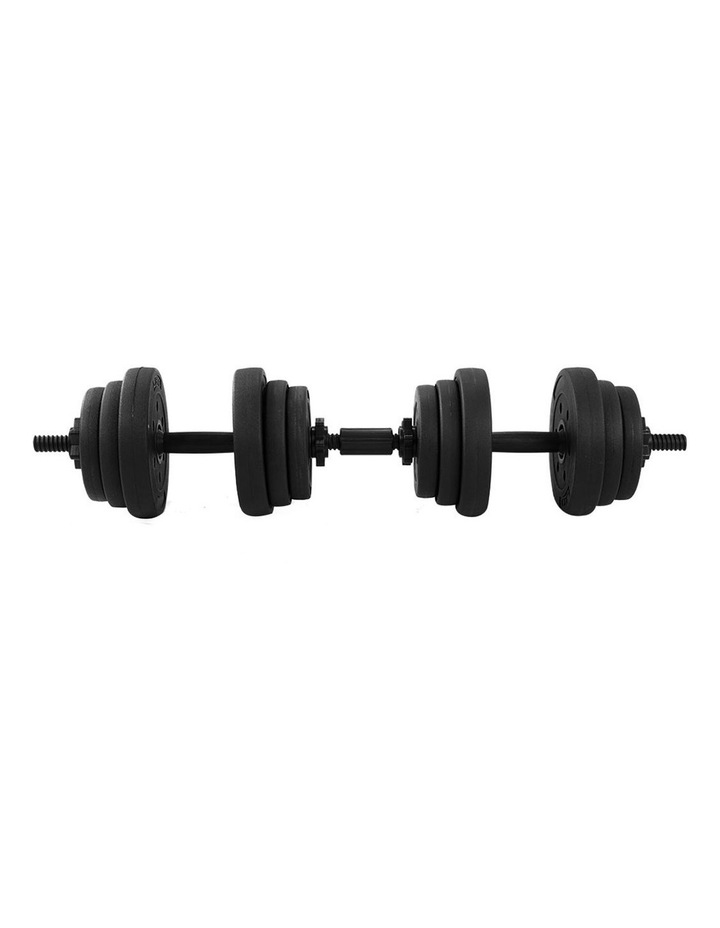 Powertrain 20kg Home Gym Dumbbell Set Exercise Weights image 5