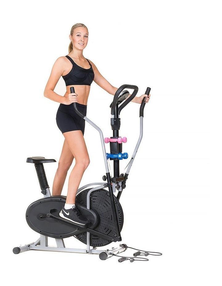 Powertrain Elliptical Cross Trainer Exercise Home Gym Stepper Fitness Bike image 2