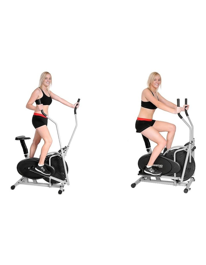 Powertrain Elliptical Cross Trainer Exercise Home Gym Stepper Fitness Bike image 3